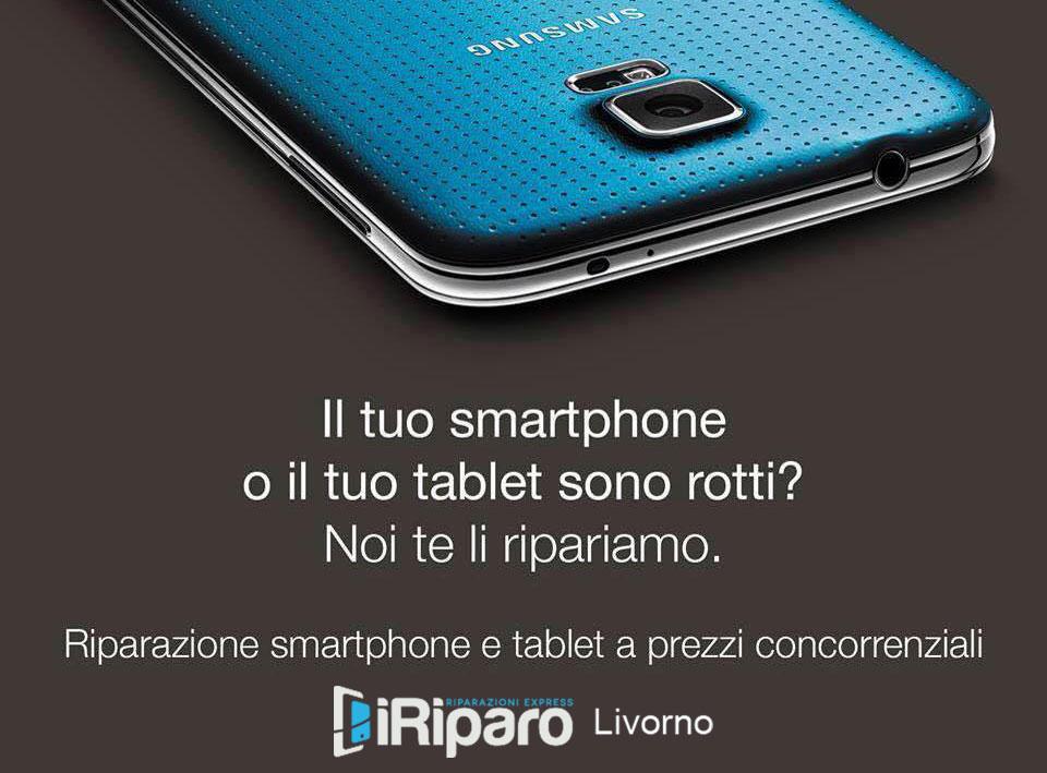 Riparazione Smartphone e Tablet Livorno